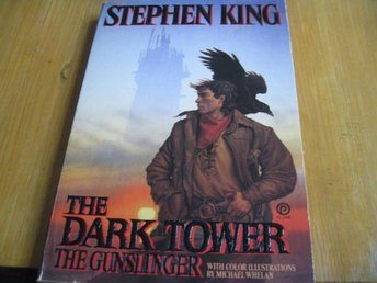 STEPHEN KING THE DARK TOWER THE GUNSLINGER