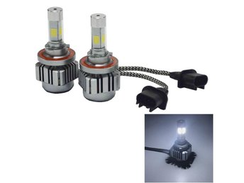 Led Strålkastare H13 36W 4800LM 6000K - 2Pack Headlight Lampa