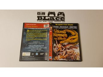 Viking Women And The Serpent ( Engelsk Text ) DVD
