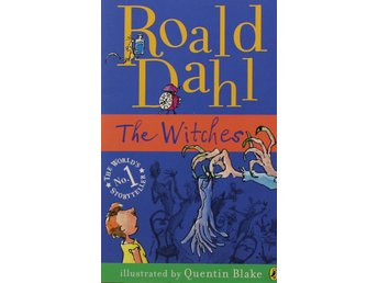 The Witches, Roald Dahl (Pocket Eng)