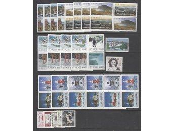 25 x 28:- brevporto postfriskt, frankeringsvärde 700:- kr - Halltorp - 25 x 28:- brevporto postfriskt, frankeringsvärde 700:- kr - Halltorp