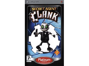 PSP - Secret Agent Clank (Beg)