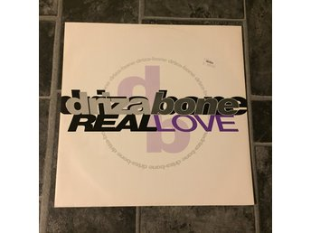 "DRIZABONE - REAL LOVE. (NEAR MINT 12"")"