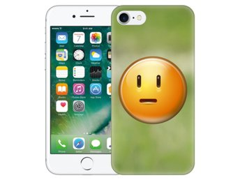 iPhone 7 Skal Häpnad Smiley