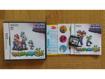 Nintendo DS: Mario & Luigi RPG 2x2 Partners in Time (JAPANSKT)