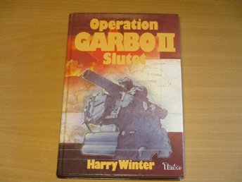 OPERATION GARBO II slutet - Harry Winter