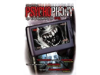 Psychophony / An experiment in evil (DVD)