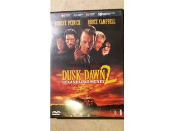 From Dusk till Dawn 2: Texas Blood Money SVENSK