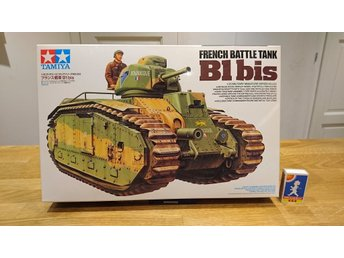 French Battle Tank B1Bis, 1:35, no 282 NY