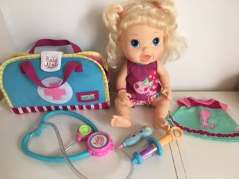 Baby Alive All Better docka