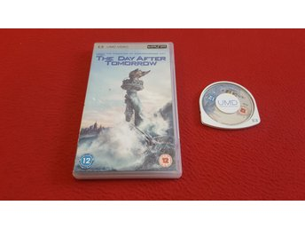 THE DAY AFTER TOMORROW UMD FILM till Sony PSP