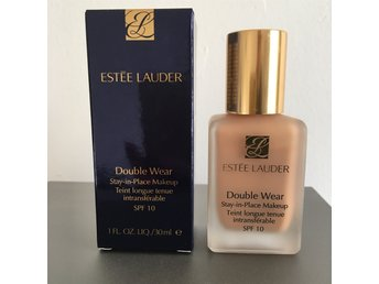 Estee Lauder Double wear foundation 3C2 PEBBLE makeup smink bas