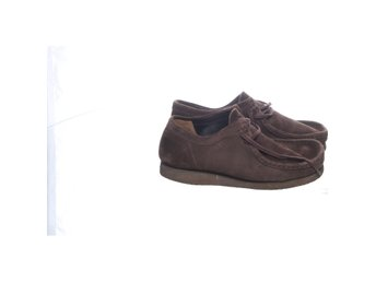 Clarks Originals, Skor, Strl: 41, Wallabee, Brun, Mocka