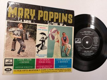 Mary Poppins (Thore Skogman m.fl.) - SWE-65