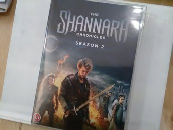Shannara Chronicles - Säsong 2 (3 DVD)