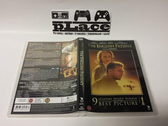 The English Patient DVD