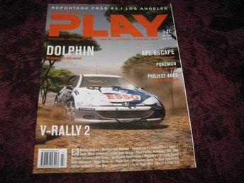 SUPER PLAY JULI 1999 (V-RALLY 2)