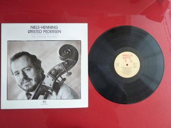 NIELS-HENNING, THE ETERNAL TRAVELLER,  LP, LP-SKIVA