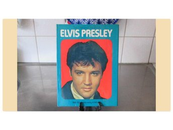 ELVIS PRESLEY - THE LIFE AND DEATH OF -  1977, BOK, ROCKABILLY, USA, COUNTRY