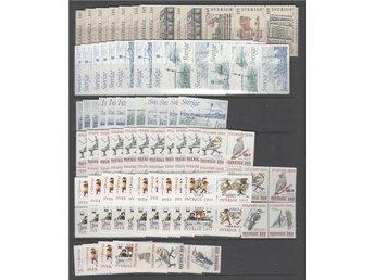 50x 6:50 brevporto postfriskt, frankeringsvärde 325:- kr - Halltorp - 50x 6:50 brevporto postfriskt, frankeringsvärde 325:- kr - Halltorp