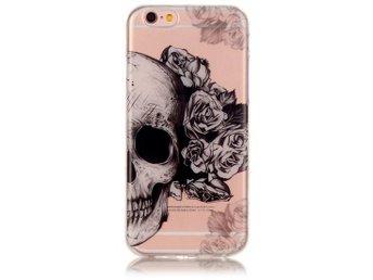 iPhone 7 PLUS - Dödskalle RETRO - Henna - Mjölby - iPhone 7 PLUS - Dödskalle RETRO - Henna - Mjölby