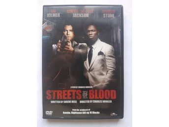 DVD - Streets Of Blood