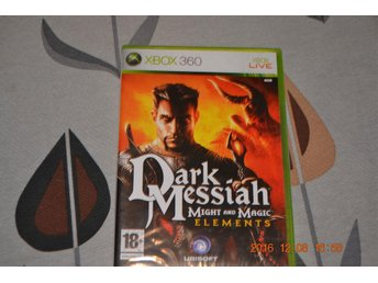 Dark Messiah    obs inplastad