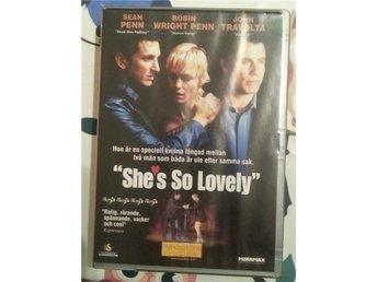 She's so lovely dvd - Borlänge - She's so lovely dvd - Borlänge