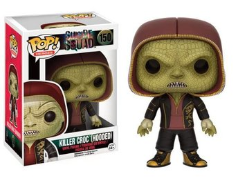 Pop! DC: Suicide Squad - Killer Croc Hooded Limited Edition