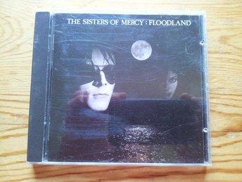 SISTERS OF MERCY - FLOODLAND (9-TRACK CD) 87 - Hägersten - SISTERS OF MERCY - FLOODLAND (9-TRACK CD) 87 - Hägersten