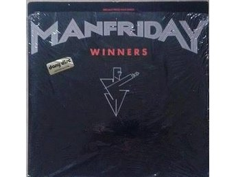 "Manfriday title*  Winners* Electro, Disco US 12"", Maxi"