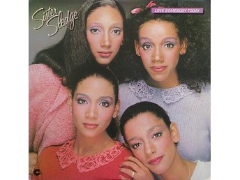 Sister Sledge – Love somebody today (Cotillion Lp)