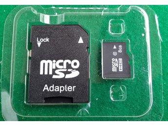Micro SD Minneskort 8 gb - Svalöv - Micro SD Minneskort 8 gb - Svalöv