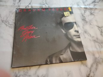 Graham Parker - Another Grey Area  LP!