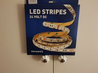 Led Stripes Vanpee ( 5 meter  )