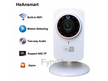 Mini IP Camera Wifi Micro SD CCTV Security Camera 720P Wireless