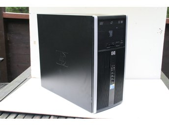 HP Compaq 6000 Pro Intel Core 2 Duo E7500 2.93 GHz 1GB 250GB Win 7 Sv Nyköping 2