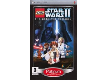 PSP - Lego Star Wars II: The Original Trilogy (Beg)
