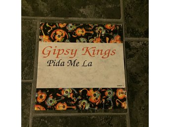 "GIPSY KINGS - PIDA ME LA. (NEAR MINT 7"" SINGEL)"