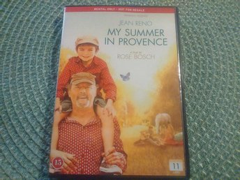 My Summer in Provence (med Jean Reno)