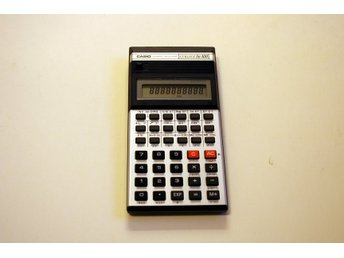 Casio Scientific Calculator fx-100 - avancerad miniräknare - kalkylator