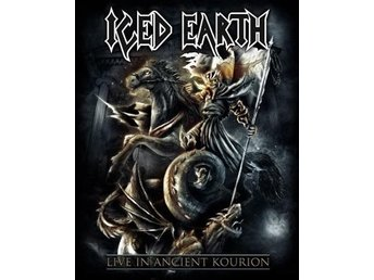 Iced Earth: Live in Ancient Kourion 2012 (Blu-ray + DVD + 2 CD)