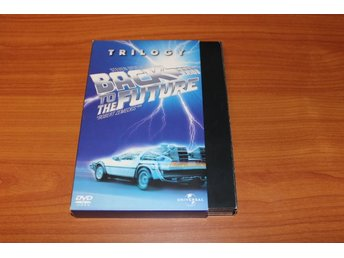 DVD-box: Back to the future - Trilogy