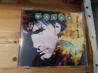 Waldo - Feel So Good, CD