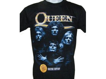 T-SHIRT: QUEEN  (Size M)
