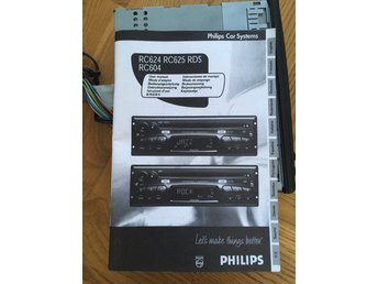 Phillips RC624 stereo