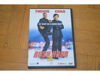 Rush Hour 2 ( Jackie Chan Chris Tucker ) DVD