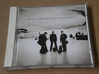U2 - All That You Can´t Leave Behind (CD)
