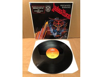 Judas Priest - Freewheel Burning Maxi 12:a!