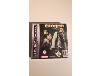 Eragon - Game Boy Advance (Komplett!)